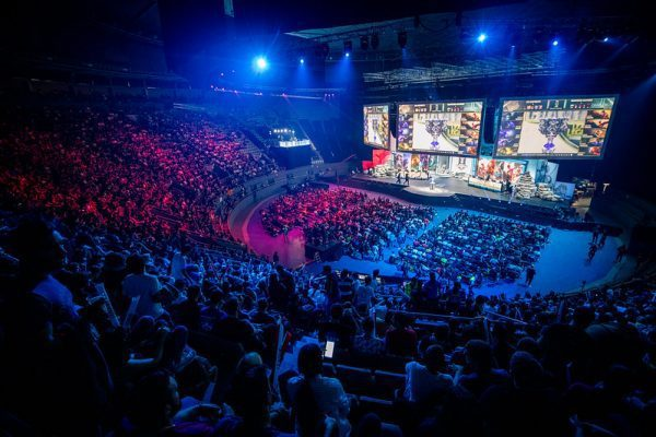 Cuatros de Final y Semifinales de Worlds League of Legends
