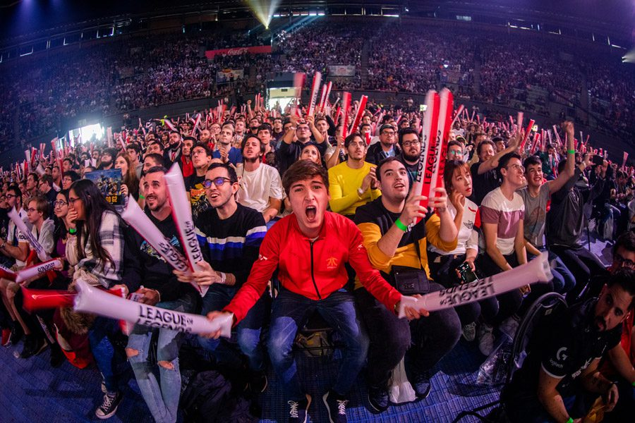 Worlds 2019 de LOL. Cuartos y semis en Madrid.